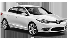 Fluence Kiralama Rent A Car