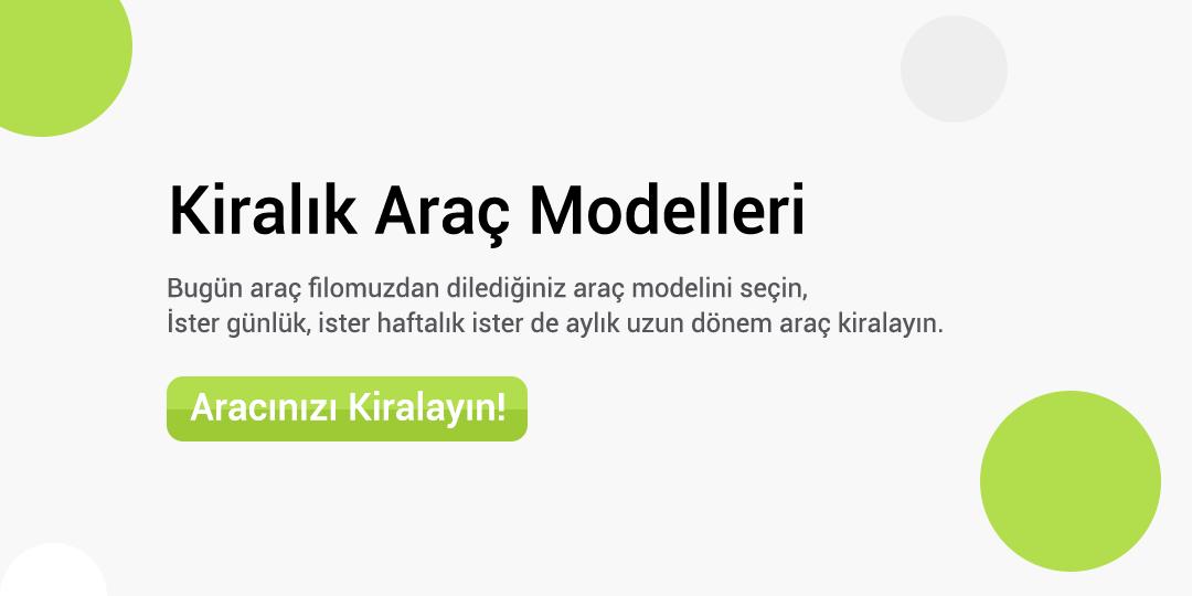 Araç Kiralama Rent A Car Ankara